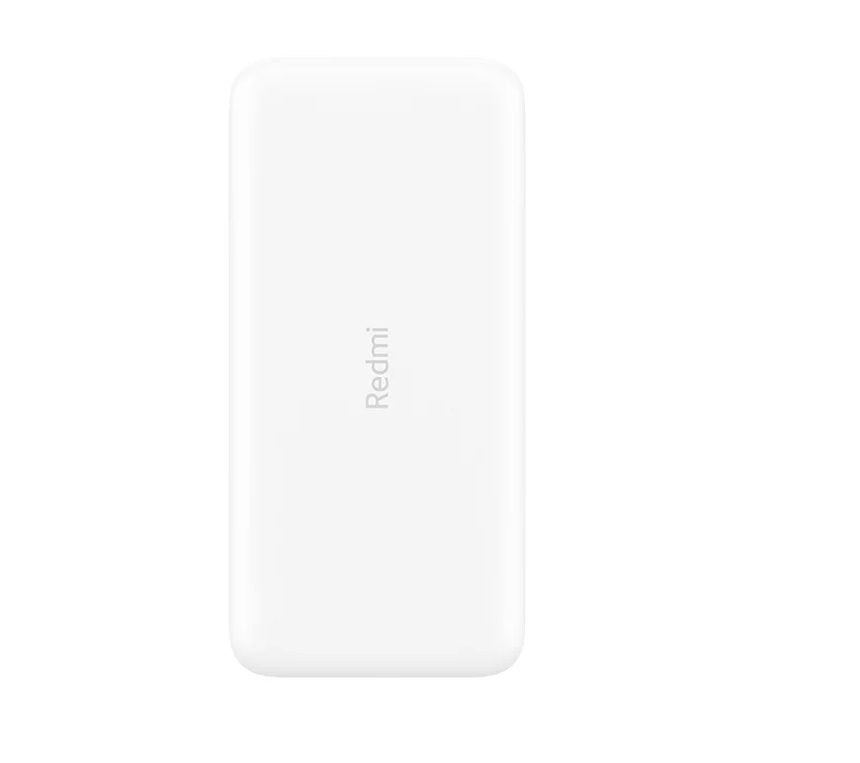 Повербанк Xiaomi Redmi Power Bank Fast Charge 20000